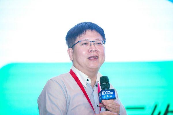 中金数据集团有限公司首席架构师李京川先生