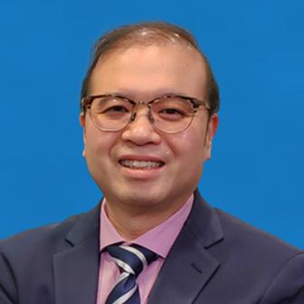 中企通信首席信息及创新总裁 邝伟基