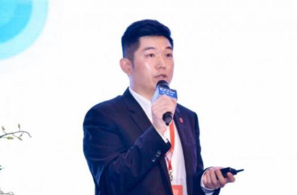 万国数据华东区总经理张克兢先生