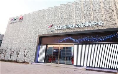 天津鲲鹏生态创新中心