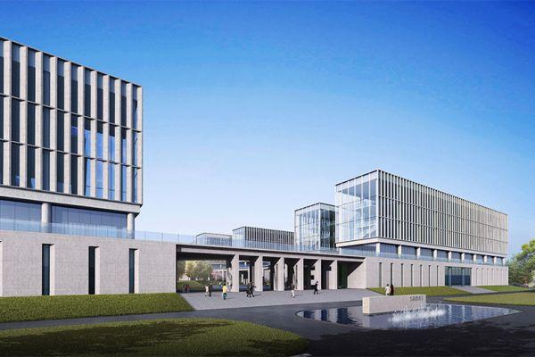 光环新网北京房山云计算数据中心