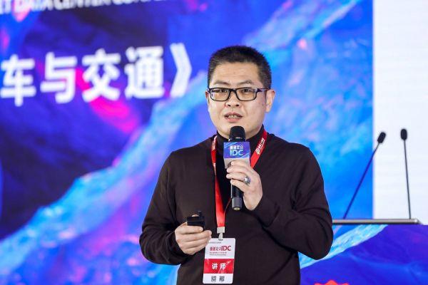 睿驰达新能源汽车科技有限公司首席战略官桂林