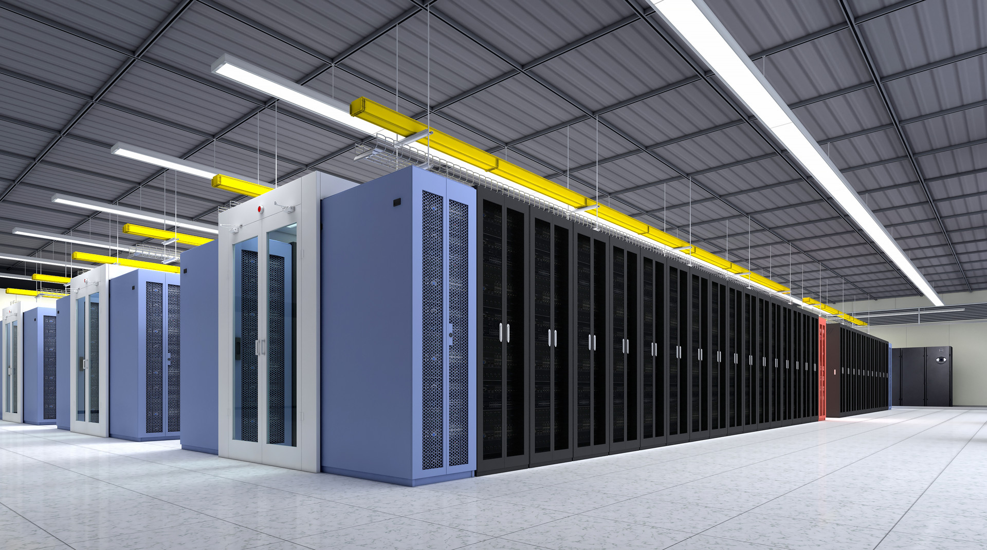 超算机房数据中心